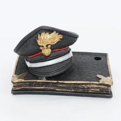 Codice penale carabiniere in lava