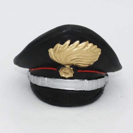 Cappello carabiniere in lava