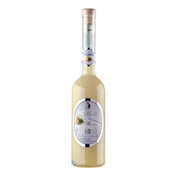 Liquore Crema di Limoncello FICHERA