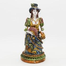 Lumiera donna - Brancaleone - Caltagirone