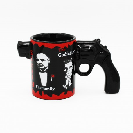 Tazza Pistola Colt Il Padrino (The Godfather)